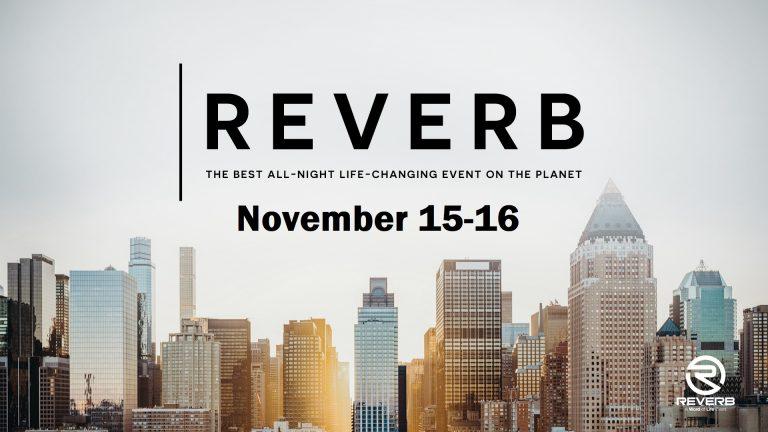 Reverb power point slide