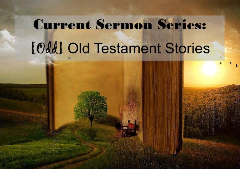 odd old testament stories