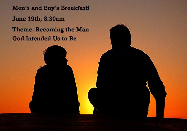 mens_boys breakfast